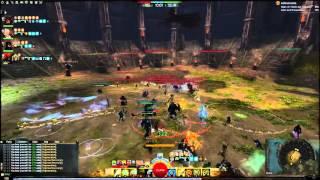 getlinkyoutube.com-mV vs TUP Guild Wars 2 GvG Druid POV