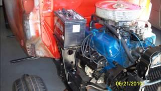1950 FORD F1 restoration