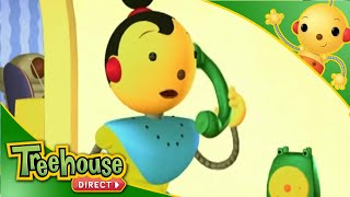 getlinkyoutube.com-Rolie Polie Olie: Where Did Olie Go/Gone Dog/A Chip Off the Young Orb - Ep.20