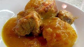getlinkyoutube.com-Curry Pork Chops 咖喱豬扒