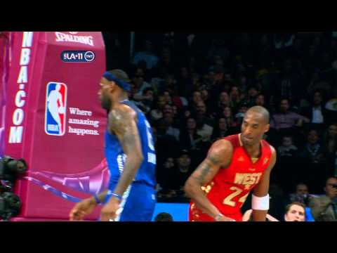 Kobe Bryant's Top 10 Plays of the 2011 Season