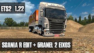 getlinkyoutube.com-Scania R Edit + Granel 2 Eixos Ets2 1.22