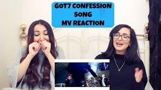 "getlinkyoutube.com-GOT7 ""고백송(CONFESSION SONG)"" M/V REACTION"