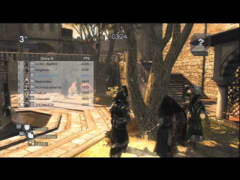 AC: Revelations Beta w/ commentary - 03 - Deathmatch w/ GamersBeverage, Subject 17, Shenmue36