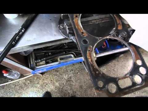 Como saber se a junta do cabeçote do motor esta queimada