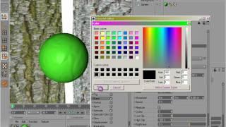 getlinkyoutube.com-Cinema 4D Materials 04 - Bump, Alpha, Specular (Color), Glow