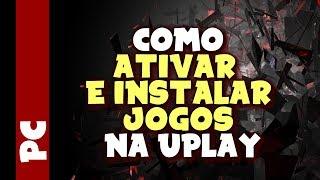 getlinkyoutube.com-UPLAY - Como ativar  e instalar jogos