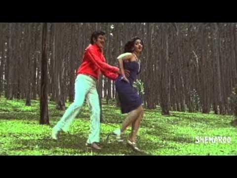 Kanchu Kagada Telugu Movie Songs - Singari Sigge Andam Song - Krishna, Sridevi