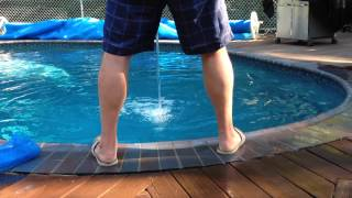 getlinkyoutube.com-DRUNK Guy Pees in Pool