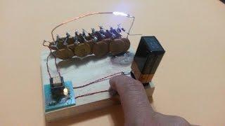 getlinkyoutube.com-Electric Flyswatter with Voltage Multiplier