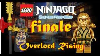 getlinkyoutube.com-LEGO Ninjago: Nindroids - FINALE: Overlord Rising