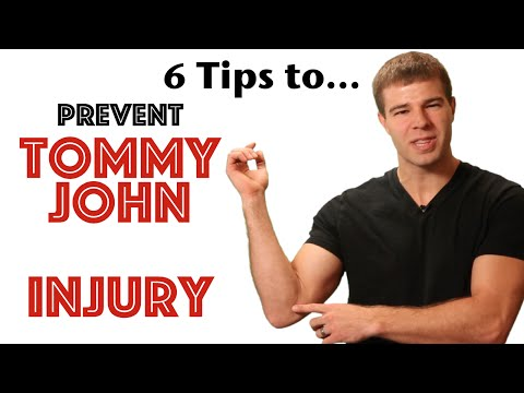 Prevent Tommy John Injuries: 6 Step Process