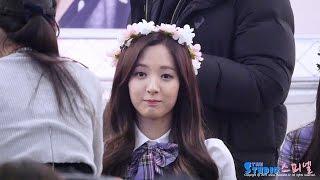 getlinkyoutube.com-170114 우주소녀 보나 직캠 WJSN Bona fancam (영등포 우주소녀 팬사인회) by Spinel