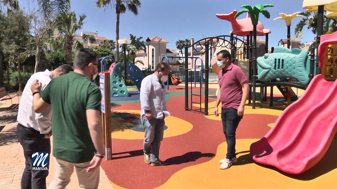 Inaugurado el Parque de Villa Matilde