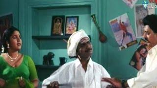 getlinkyoutube.com-Navvuthu Bathakalira Full Movie Part 9/13 - J. D. Chakravarthy, Malavika