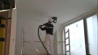 getlinkyoutube.com-finishing walls, drywalls and flooring