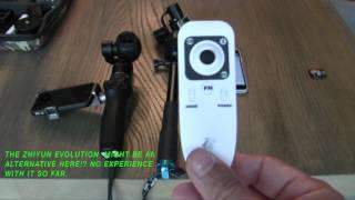 getlinkyoutube.com-Dji Osmo vs. GoPro Hero 4 & Zhiyun Rider M, Review, Sound, Stabilization, 120FPS