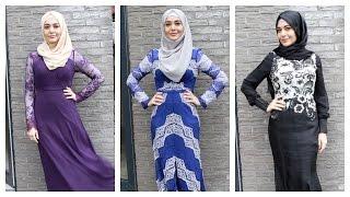 3 فساتين سهرة للمحجبات من WWW.EVER-PRETTY.COM| Muslim Queens AR by Mona