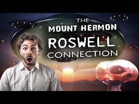 Mount Hermon-Roswell Connection (Rob Skiba) Full video