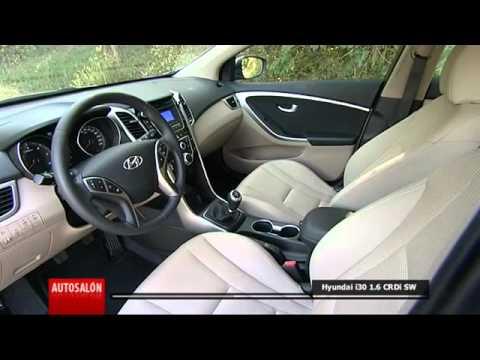 Hyundai i30 1.6 CRDi SW