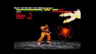 Street Fighter EX plus alpha combos - Man Nay