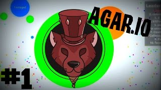 getlinkyoutube.com-EPIC Agar.io Gameplay - Agario Gameplay