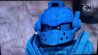 Lego Nexo Knight's - Ruina's is clay's Mother !!! ep 37 clip - HD in English