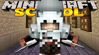 getlinkyoutube.com-Minecraft School : LITTLE KELLY BECOMES AN ASSASSIN!