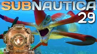 "getlinkyoutube.com-Subnautica Gameplay Ep 29 - ""REAPER LEVIATHAN!!!"" 1080p PC"