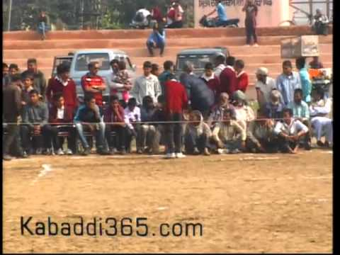 Bara Pind (Jalandhar) Kabaddi Tournament 20 Feb 2013 Part 1