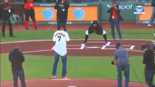 getlinkyoutube.com-10 Best Ceremonial First Pitches