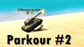 getlinkyoutube.com-Parkour #2 - OPax_BR (Tanki Online)