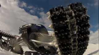 eRevo Snowmobile