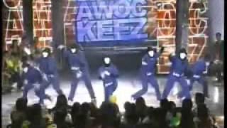 getlinkyoutube.com-Jabbawockeez Dance in ASAP '09 ( CLEAN MIX )