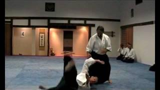 getlinkyoutube.com-Aikido Expert : Hommage à Me René VDB - 7ième Dan