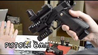 getlinkyoutube.com-Vendo Airsoft Pistola - Legalizada Brasil