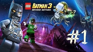 getlinkyoutube.com-LEGO BATMAN 3 BEYOND GOTHAM PART1 #เเบทเเมน รีเทิร์น