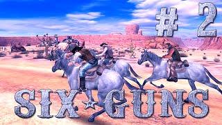 getlinkyoutube.com-SIX - GUNS Faroeste Sobrenatural ( Ladrões de túmulos ) - Gameplay Android / Parte 2