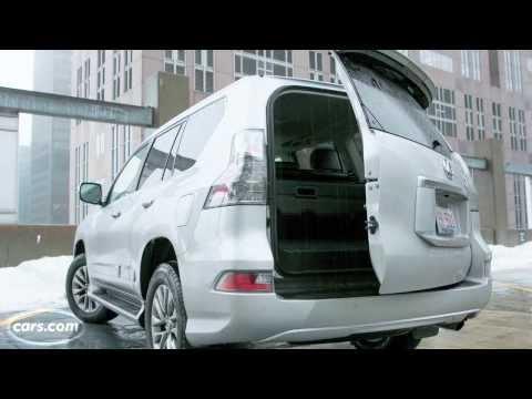 2014 Lexus GX 460 Review
