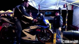getlinkyoutube.com-Suzuki GSXR 1000 K6 Top Speed - 337km/h on Dyno! Mandi MotoFest 2012