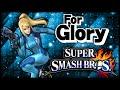 Super Smash Bros. for 3DS - For Glory! Zero Suit Samus