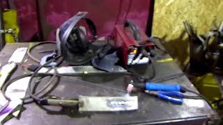 getlinkyoutube.com-TIG Сварка алюминия на постоянном токе, обычным инвертором  DC.