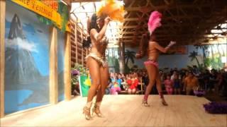getlinkyoutube.com-Hacienda San Jorge Brazilian Samba Dancers at the Texas Renaissance Festival