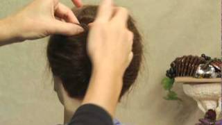 getlinkyoutube.com-Quick Hairstyle in less than a minute