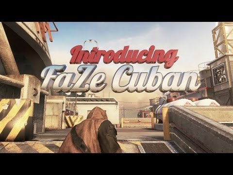 Introducing FaZe Cuban: A Black Ops 2 FFA Montage by FaZe SLP
