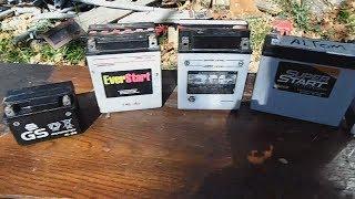getlinkyoutube.com-DIY Fixing Lead Acid Batteries