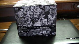 getlinkyoutube.com-ドラゴンボールヒーローズカードグミ17BOX開封
