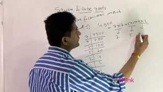 Square & cube root  (Part 2/3 Module 1 Number system)