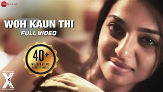 getlinkyoutube.com-Woh Kaun Thi - Full Video | X: Past is Present | Radhika Apte, Huma Qureshi & Rajat Kapoor