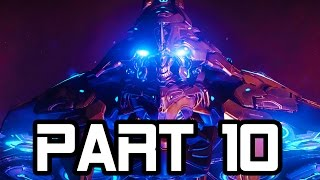 getlinkyoutube.com-Halo 5 Gameplay Walkthrough Part 10 - THE GUARDIAN RISES - Mission 6!! (Halo 5 Guardians Gameplay)